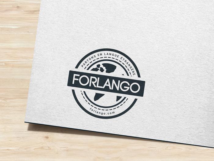 Création de logo Angers