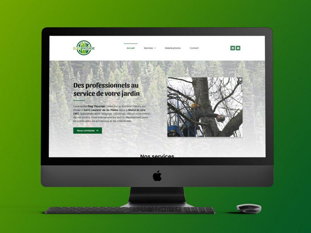Création de site web Angers